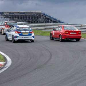 zelf circuit rijden foto zolder belgië