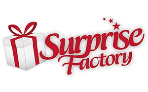 Surprise Factory Cadeaubon