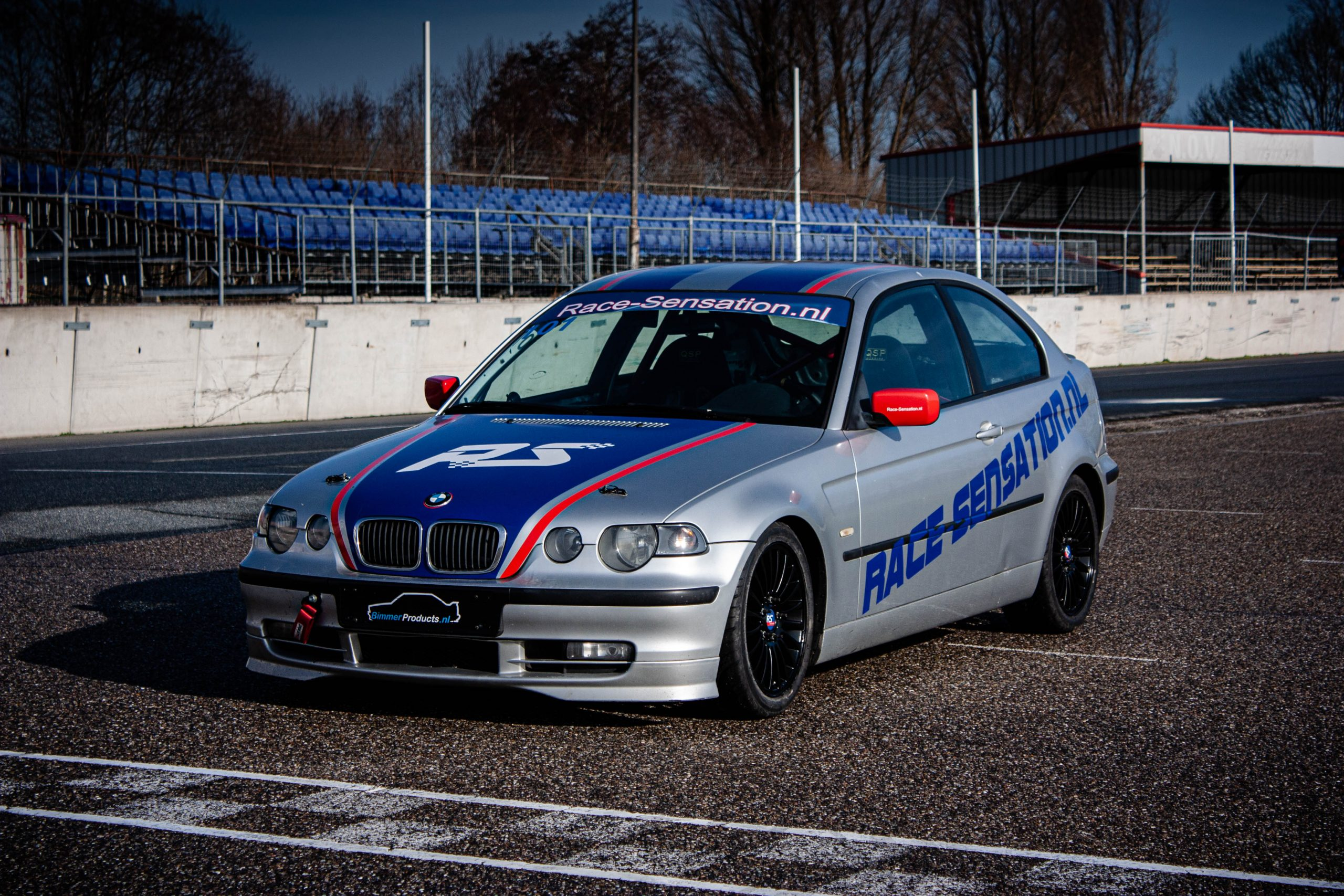 Race Sensation Circuit Taxi